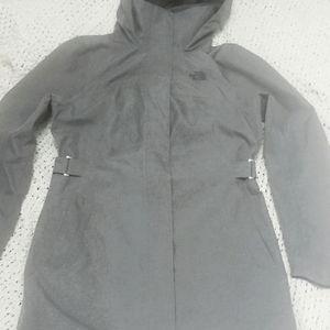 NORTHFACE Women's Trench Raincoat